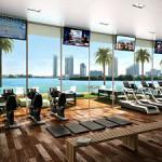 La importancia de los gimnasios para hoteles de lujo