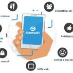 Spotwifi, servicio de personalización de WiFi para pymes