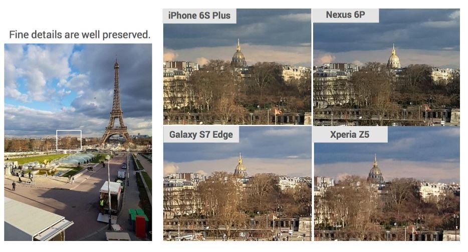 Galaxy S7 Edge es ahora el smartphone con la mejor cámara