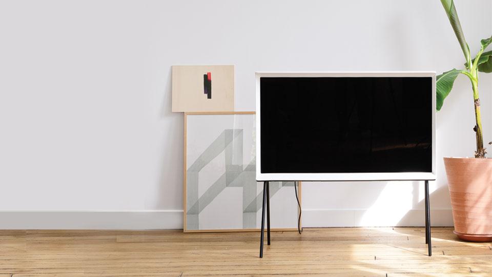 Samsung rediseña la televisión con SERIF TV