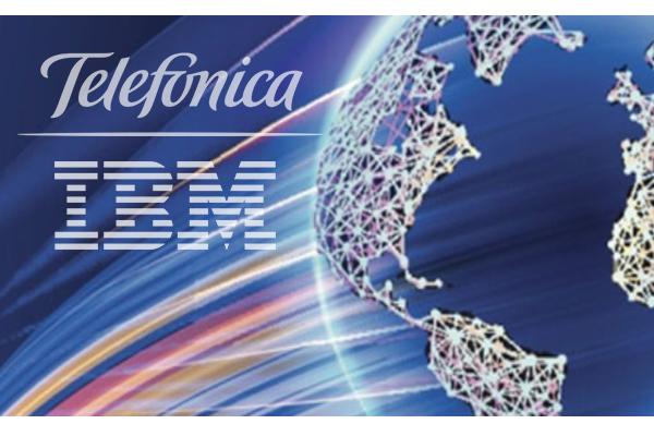 Telefónica escoge a IBM como socio estratégico