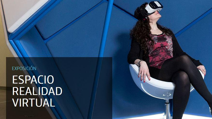 Espacio Fundación Telefónica acerca la realidad virtual