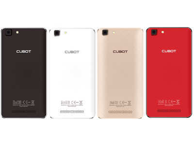 Análisis del smartphone Cubot Rainbow