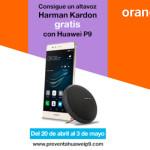 Orange activa la preventa del nuevo Huawei P9