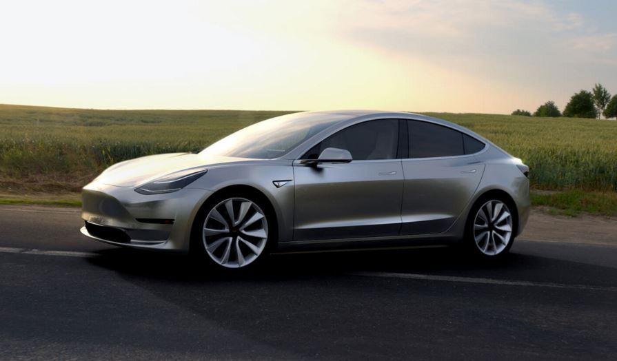 Tesla presenta el primer coche eléctrico de gran consumo