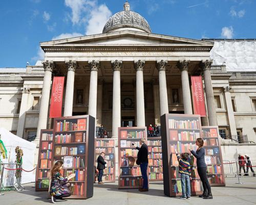 """Vodafone participa en la creación de una """"Librería Digital"""" con obras de Shakespeare"""