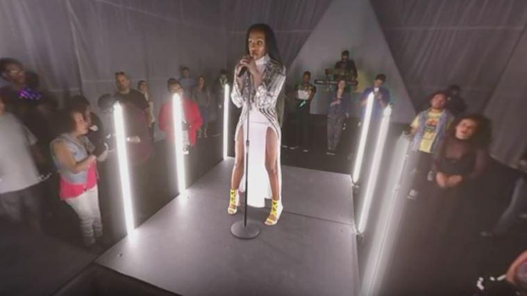 YouTube activa las retransmisiones en directo en 360 grados