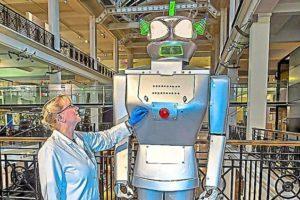 sciencemuseumrobot