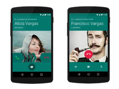 WhatsApp podría incorporar servicio de buzón de voz