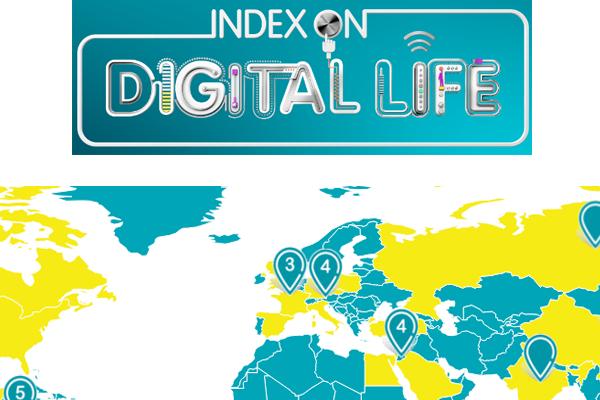 Telefónica Index on Digital Life sitúa a España duodécimo en desarrollo digital