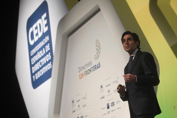 José María Álvarez-Pallete destaca el impulso de Telefónica a la economía