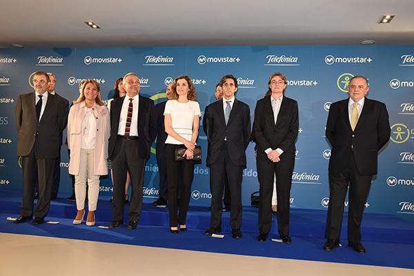 Movistar+ 5S, primera plataforma de TV con contenidos accesibles