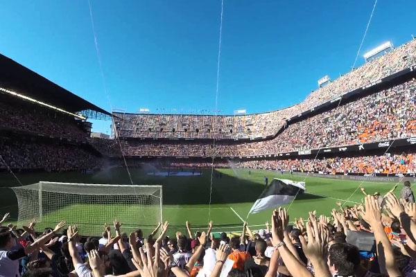 Telefónica y Nokia mejorarán transmisión de datos en el Estadio de Mestalla