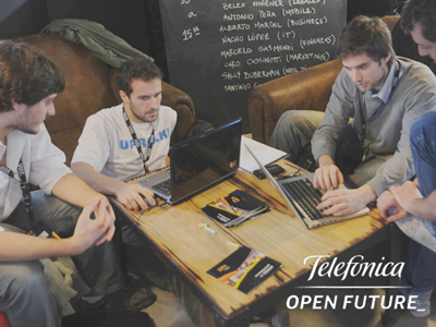 Telefónica, entre las mejores empresas aceleradoras de startups