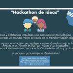 Telefónica organiza hackathon para impulsar la transformación digital