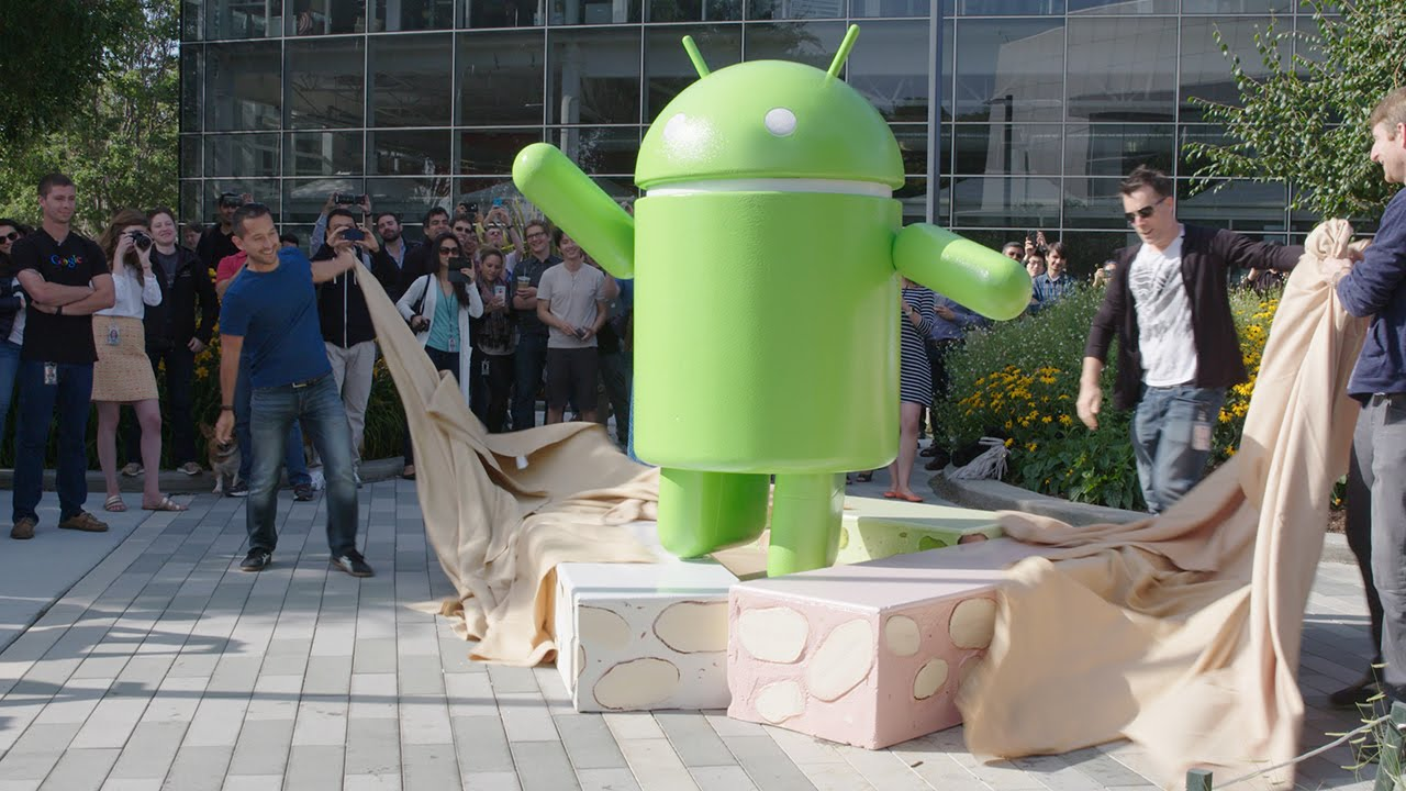 Google lanza Android Nougat en dispositivos Nexus