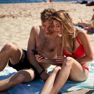 Vodafone utiliza tecnología del Internet de las Cosas para protegernos del sol