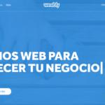 Weebly aterriza en España