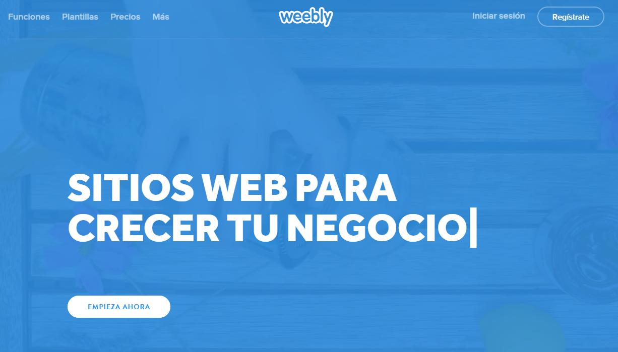 weebly-españa