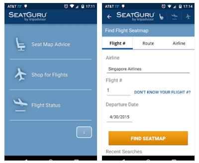 SkyGuru, una app para perder el miedo a volar