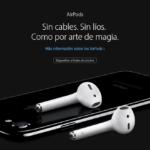 La solución del iPhone 7 para los auriculares