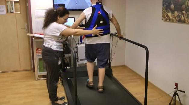 Cintas de correr y realidad virtual