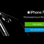 Movistar pone en preventa el iPhone 7 y iPhone 7 Plus