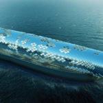 Un tubo que limpia el agua del mar con energía solar