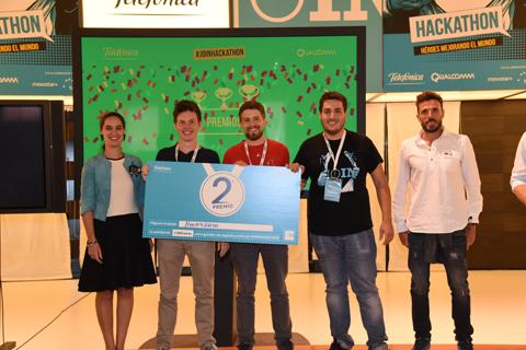 Telefónica organiza Hackathon de talento joven y tecnología