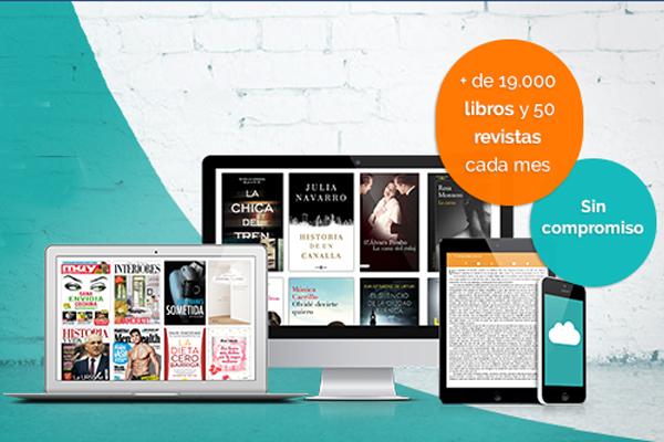 Movistar regala tres meses de libros y revistas digitales en Nubico