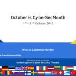 """Telefónica colabora en el """"Mes Europeo de la Ciberseguridad"""""""