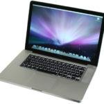 Presentación del Apple Macbook Pro