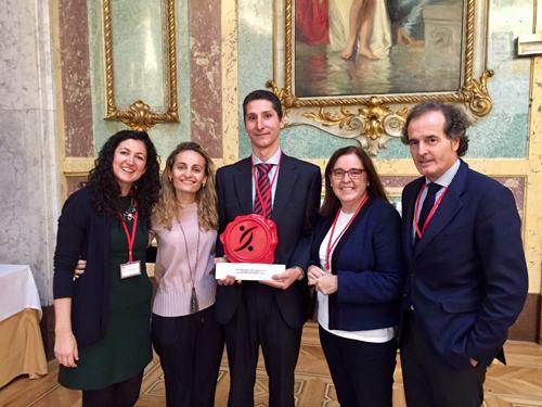 Mutua Madrileña, premiada por su 'Programa 24 horas de la Innovación'