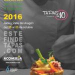 49 bares y hoteles en Jaca participan en el X Concurso de Tapas y Cazoletas