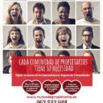 Mutua de Propietarios lanza una campaña de publicidad en el metro de Valencia