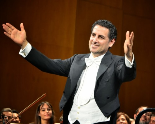 Telefónica une música y tecnología en un concierto de Juan Diego Flórez