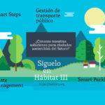 Telefónica participa en Hábitat III, evento mundial sobre sostenibilidad