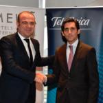 Telefónica impulsará la transformación digital del Grupo Meliá Hotels