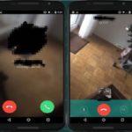 WhatsApp podría incorporar función de videollamadas
