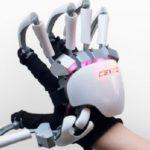 Dexmo, un guante para la realidad virtual