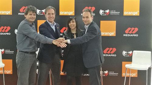 Orange-patrocinará-la-Liga-de Videojuegos-Profesional-hasta-2018