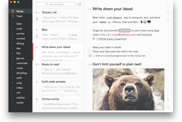 Bear-mejor-app-de-2016-según-Apple