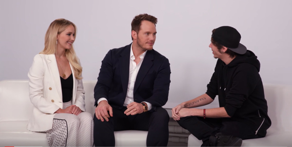 elrubius-entrevista-Jennifer-Lawrence-y-Chris-Pratt