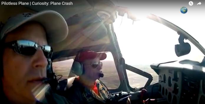 Dmax, plane crash