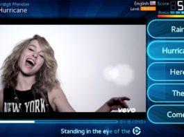 Lyrics-Tap-app