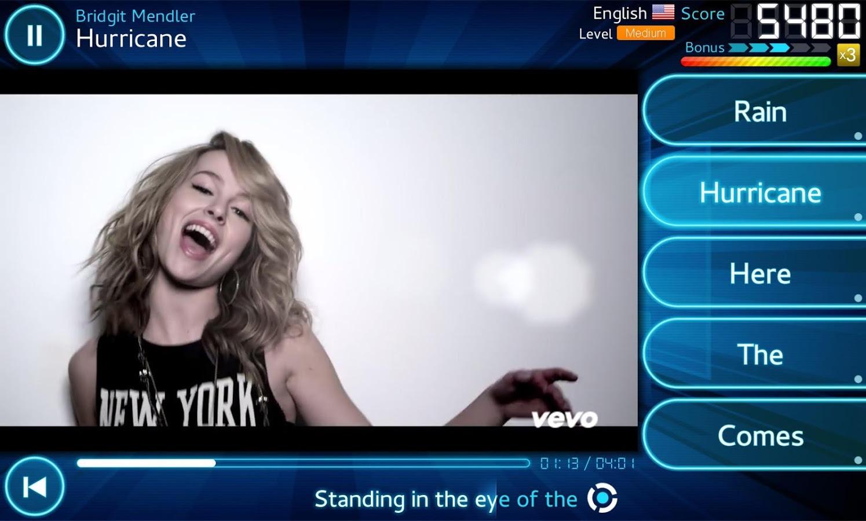 Escucha música y aprende idiomas con Lyrics Tap | Universo Digital Noticias