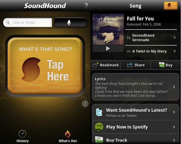 SoundHound-app-para-escuchar-musica