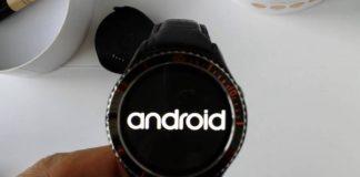 smartwatch IQI I2