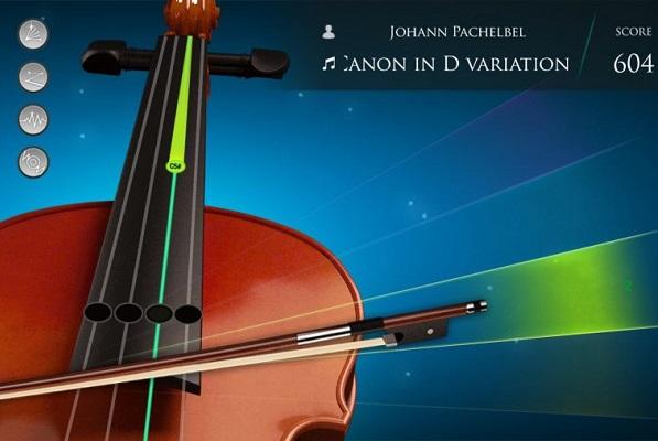Violin Magical Bow