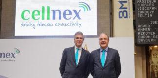 Cellnex gana 189 millones en el primer trimestre, un 15% más